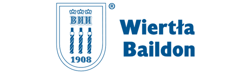 Wiertła Baildon logo