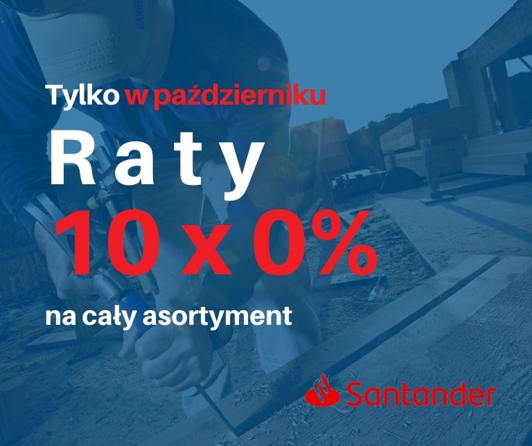RATY 10 x 0%
