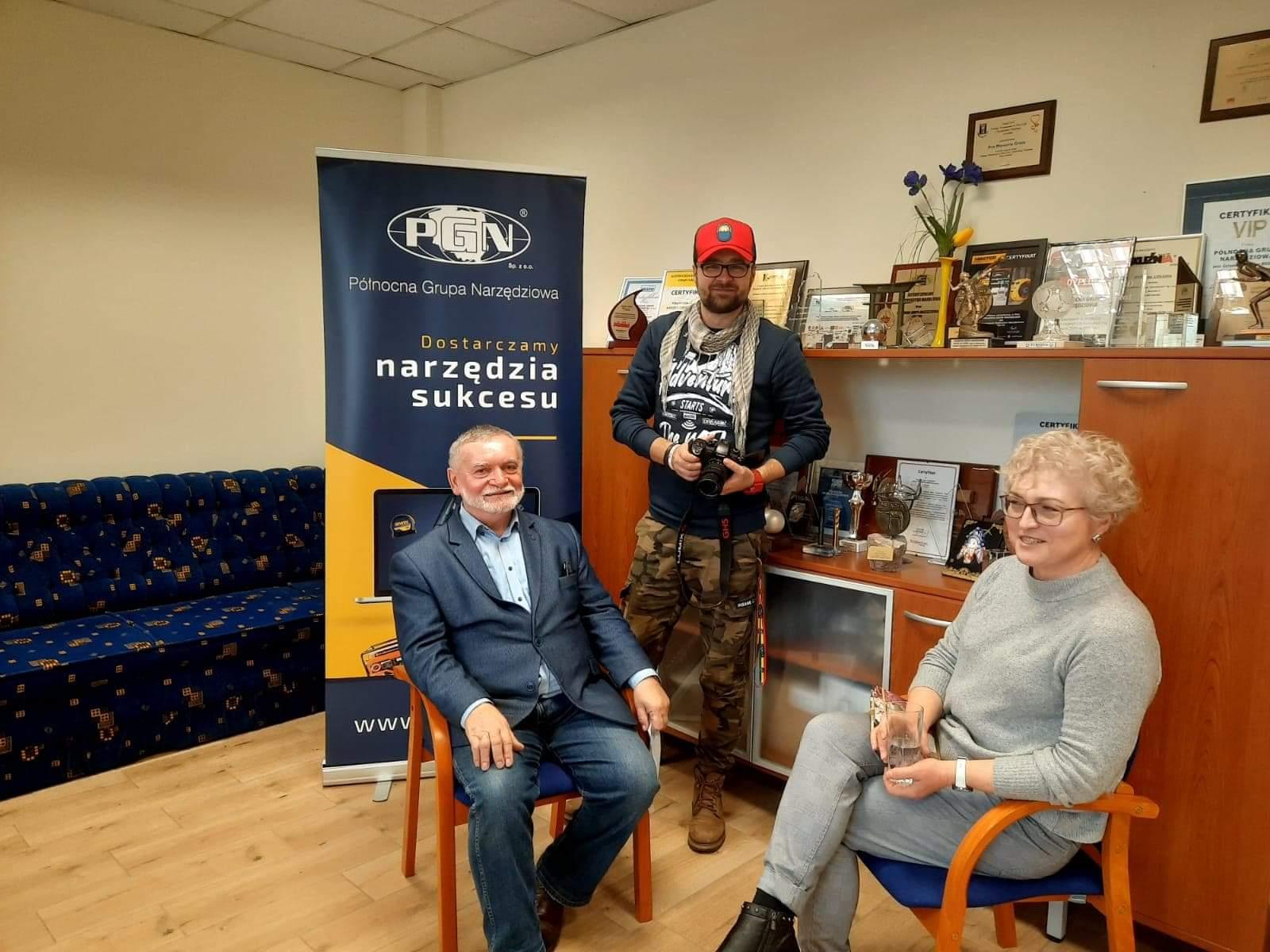 Wywiad zPrezesem Zarządu – początki ostródzkiej przedsiębiorczości